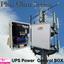 直流電源を採用し、効率よく電源供給!『8G UPS制御盤』 製品画像