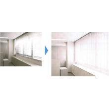 【省エネ・安全・健康】光拡散・遮熱ファブリック エコフィックス 製品画像