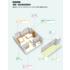 『病院・福祉施設用 樹脂製の内装建材カタログ』 製品画像