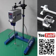 ラボ用卓上型撹拌機専用撹拌棒『K型φ30(φ8)×L500』 製品画像