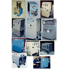 高圧分野 エアー駆動ブースターポンプ/電動ブースタポンプ 他 製品画像