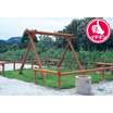 【木製】単体遊具【幼稚園、保育園、公園など】 製品画像