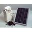 携帯LED照明灯/ソーラー発電器 (携帯式ミニ発電所) 製品画像