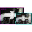 超薄型塗膜材「シームコート」による漏油修理・補修 製品画像