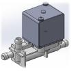 ダイアフラム式液体混合用直動電磁弁『マニホールドバルブ』 製品画像