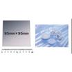 化合物半導体基板『InP/CdZnTe』 製品画像