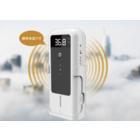 手首・手のひらで!  非接触型温度計+非接触型自動センサー消毒器 製品画像