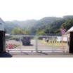 【台車式引戸】忍び返し付きの両開き台車式引戸【施工事例】 製品画像