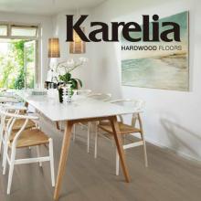 北欧フローリング Karelia HARDWOOD FLOORS 製品画像