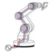 アームロボットのワイヤレス給電システム 製品画像
