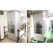 【小荷物専用昇降機設置事例】事務所にダムウェーターを設置/福岡県 製品画像