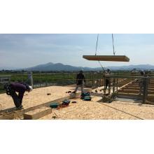 『R-Control SIPsパネル』施工事例:山形県の宿泊施設 製品画像