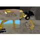 【建機設計に活用】建機作業・土壌のバーチャルシミュレーション技術 製品画像