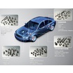 自動車向けベアリング 製品画像