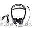 【騒音に強い両耳装着タイプ】ヘッドセット LA-402 製品画像