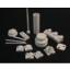 【複雑形状に対応】ファインセラミックス ジルコニア (ZrO2) 製品画像