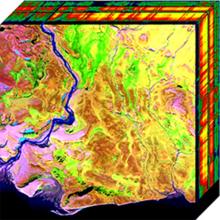 ハイパースペクトルイメージング用グレーティング 製品画像