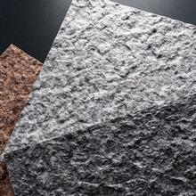 天然石調シート建材マハール『ニューガンダーラ(たたき石調)』 製品画像