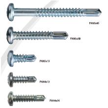 金属系建材用ファスナー『MBテクス』 製品画像