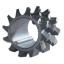 機械部品「スクリューセグメント」 製品画像