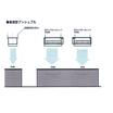 光触媒式垂直型プッシュプル換気装置 製品画像