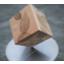 木材加飾『レーザー浮造り加工+インクジェット印刷』工房利八 製品画像