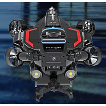 全方向性4K中型水中ドローン『FIFISH PRO W6』 製品画像