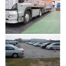 軽量樹脂製敷板の導入事例「プラボーくん PSK」 製品画像