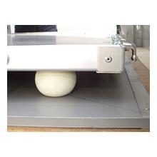 【安価!軽量!丈夫!】球体型エアサス(軽量物用) 製品画像