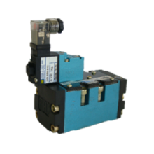 MAC 超高速エア電磁弁『ISOシリーズ』 製品画像