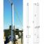 枠組足場用親綱支柱システム「ストレッチポールA」 製品画像