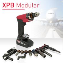 マルチヘッド対応電動ハンドドリル XPBシリーズ 製品画像