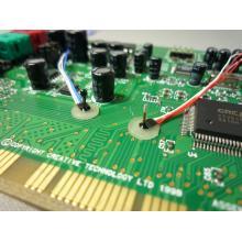 高温用多点 風速風温計測システム【熱設計・冷却効果分析に!】 製品画像