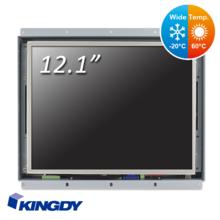 """12.1""""オープンフレームモニタKINGDY OM122RW/K 製品画像"""