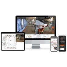 360度画像データ管理システム『StructionSite』 製品画像