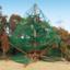 木登り体感遊具 やまびこの樹08(8mタイプ) TPS-YK08 製品画像