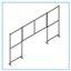 設置場所の自由度が高い防護柵『Dタイプ』 製品画像