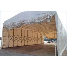 物流の変化に対応!仮設テント倉庫レンタル 株式会社デポレント 製品画像