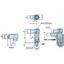 フッククランプBタイプ HCB2~HCB4  スーパーツール 製品画像