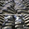 タイヤ破砕機の刃物・周辺部品のメンテナンス 製品画像