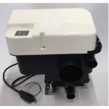 粘土の高い液体も砕いて圧送「ASAHI 粉砕圧送ポンプユニット」 製品画像