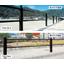 【歩道用防護柵】街路柵 製品画像