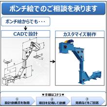 【ポンチ絵の相談OK】フライト・バケットコンベア エヌコンベア 製品画像