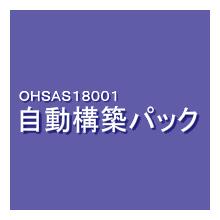 【20社限定39万円】来年2月までにOHSAS18001を取得可 製品画像