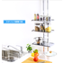 【施設・店舗向け】突っ張りキッチンラック 製品画像