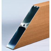 木粉樹脂・プラスチック複合材『KURATTICE ECO』 製品画像