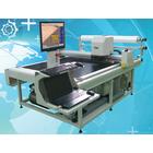少スペースで積層裁断を可能にした高速自動裁断機『TAC-ST』 製品画像
