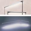店舗内装用陳列金物(AAシステム)『照明』 製品画像
