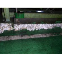 ロープ状油吸着材「アブラスOCR」使用事例(工場編) 製品画像