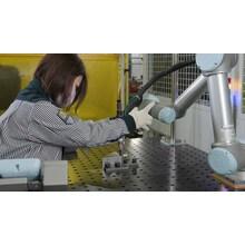 【協働ロボット導入事例】株式会社 藤田ワークス TIG溶接自動化 製品画像